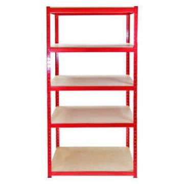 Heavy Duty Boltless Commercial Industrial Warehouse Storage Metal Shelving / Pallet Racking System