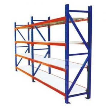CE certificate Europe warehouse metal shelving pallet racking prices