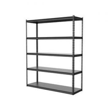 3 Layers Black Metal Wall Mounted Storage Rack Hanging Mail Sorter Commodity Shelf With 5 Key Hooks