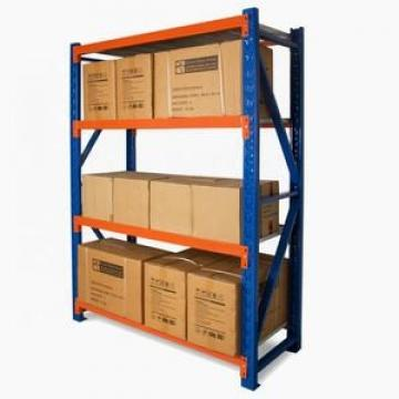 Double side arm heavy duty cantilever steel industrial shelving
