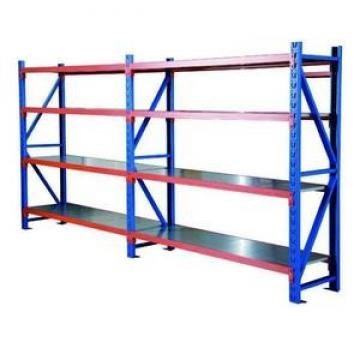 Commercial Boltless Bolt free 4 Tier Warehouse Heavy Duty Metal Shelving Unit
