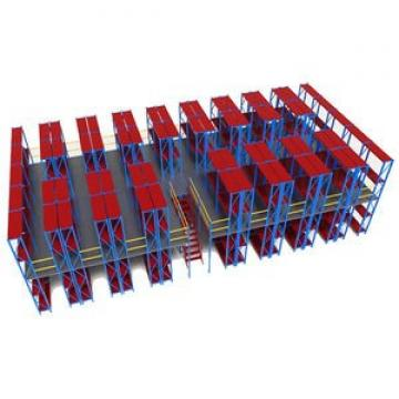 Automated Warehouse Storage Shuttle Pallet Rack system