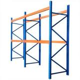 warehouse storage pallet shelves drive in pallet racking system
